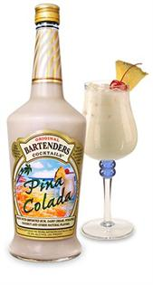 Original Bartenders Cocktails Pina Colada 750ml - Case of 6
